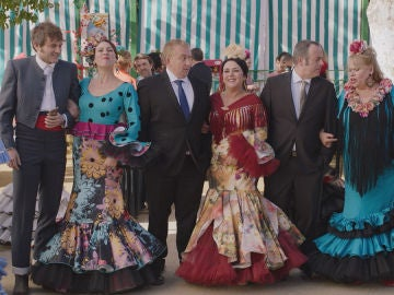 'Allí Abajo' lo va a dar todo en la Feria de Abril