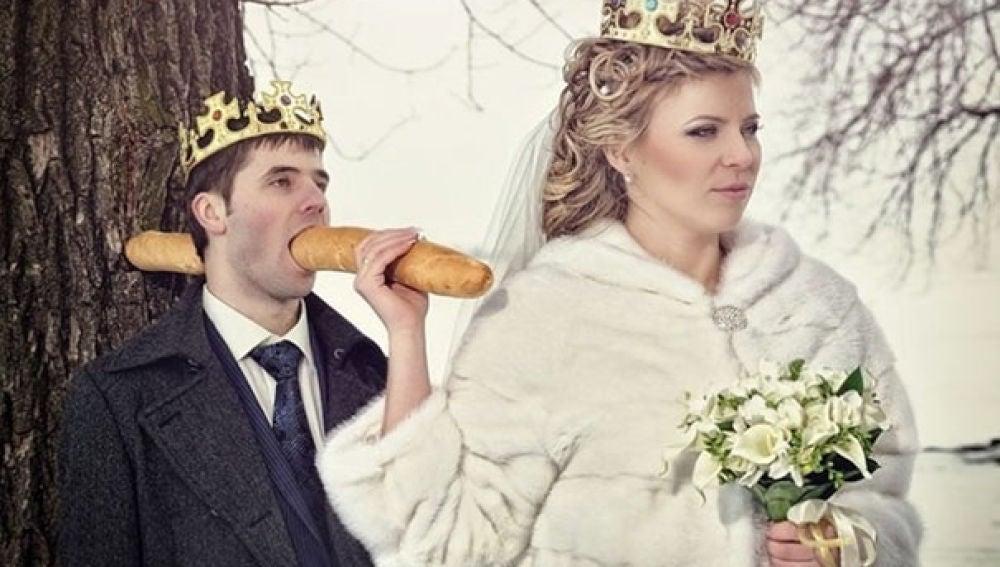 Fotos de bodas rusas