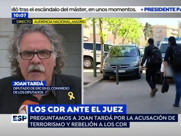 Joan Tardá en Espejo Pública