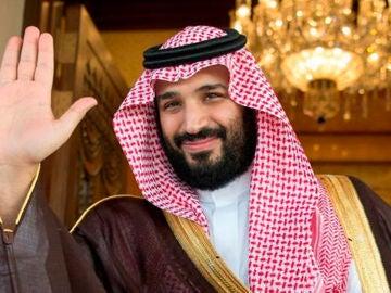 Mohamed Bin Salmán, príncipe heredero de Arabia Saudí