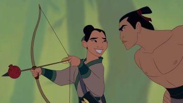 'Mulán', la película animada de Disney, tendrá un remake en acción real