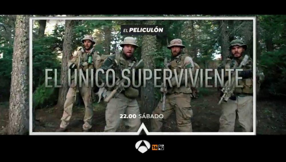 Antena 3 emite 'El único superviviente'
