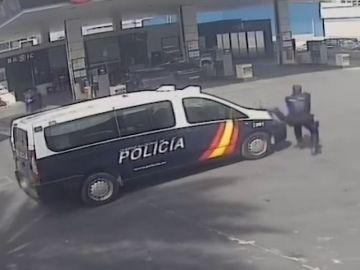 La Policía Nacional detiene a un hombre por apuñalar y matar presuntamente a su pareja en Murcia