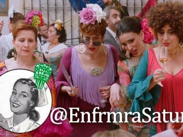 """Feria de Abril Challenge"", por Enfermera Saturada"