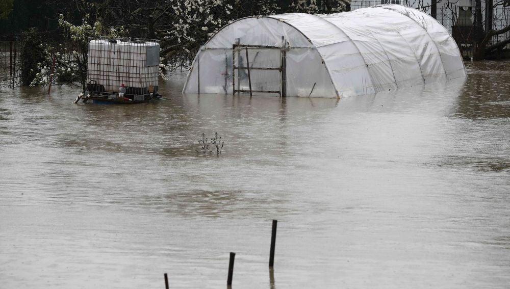 Navarra eleva su prealerta a nivel de Emergencia Fase I por riesgo inundación