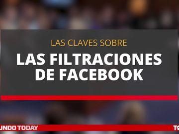 Las filtraciones de Facebook