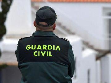 Imagen de un agente de la Guardia Civil (Archivo)