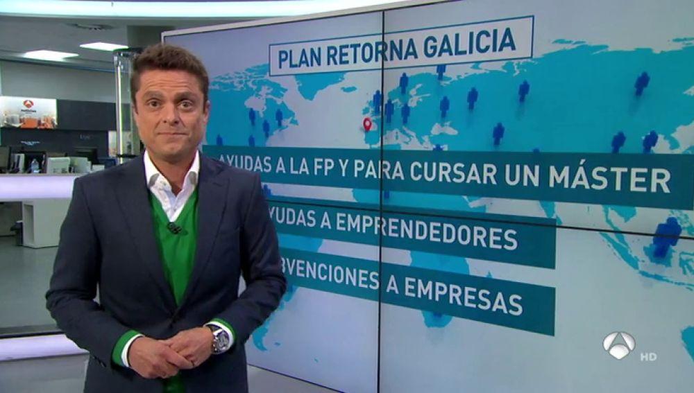 La Xunta de Galicia inicia un plan con 235 millones de euros para fomentar el retorno de más de 20.000 gallegos