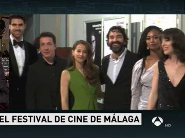 Málaga despliega la alfombra roja para ser epicentro del cine en español durante diez días