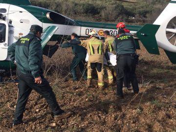 Rescatan el cadáver del pastor desaparecido