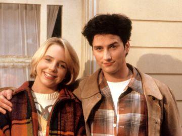 Glenn Quinn en 'Roseanne'
