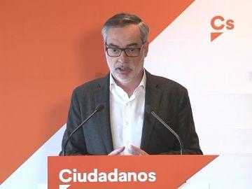 """Villegas asegura que """"Rajoy tendrá que decidir si avala lo que ha hecho Cifuentes o si toma una posición sensata"""""""
