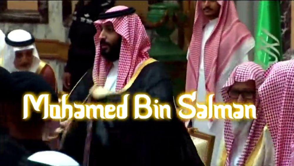 El principe saudí y su discreta estancia en Madrid