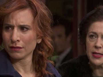 """Doña Francisca señala a Fe en público: """"Nazaria no es la única muerta que carga sobre tus espaldas"""""""
