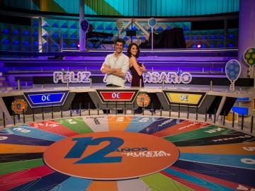 'La ruleta de la suerte' inicia la celebración de su 12 aniversario con tres semanas especiales