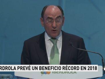 Iberdrola prevé un dividendo récord para 2018, hasta casi los 3.000 millones de euros