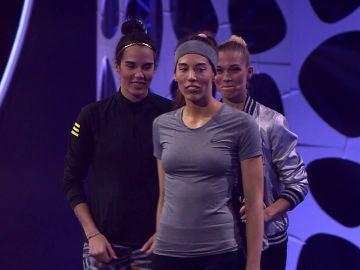 Eva y Marta Calvo, medallistas en taekwondo en los JJOO de Río, se atreven con 'Ninja Warrior'
