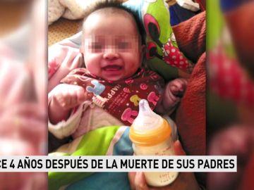 Nace un niño en China cuatro años después de la muerte de sus padres