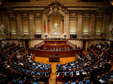 Parlamento de Portugal, en Lisboa