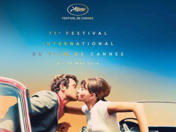 Póster del Festival de Cannes 2018