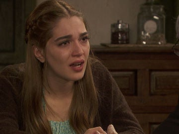 """Julieta, a don Anselmo: """"Me entregué a Saúl y no me arrepiento"""""""