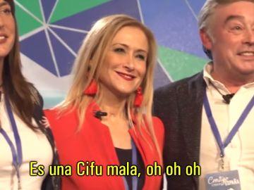 'Es una Cifu mala', la versión de Juventudes Sociales sobre 'Lo Malo'