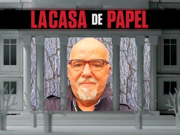 La marea roja atrapa a Paulo Coelho: La escena de 'La casa de papel' que ha conquistado al escritor brasileño