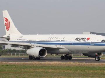 Avión de la compañía Air China
