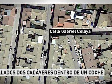 Encuentran dos cadáveres con signos de violencia en un maletero en Córdoba
