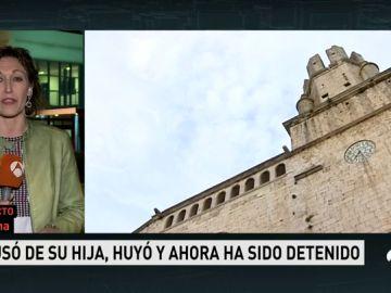 Detenido en Girona un hombre huido desde 2014 por agresiones sexuales a su hija