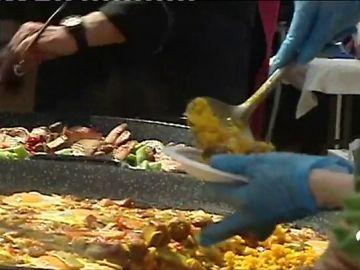 Un total de 22 restaurantes unen gastronomía, tradición y medioambiente en la gran fiesta del arroz de Valencia