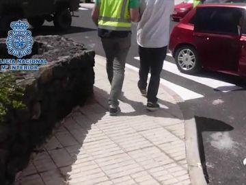 Liberadas tres menores obligadas a drogarse y prostituirse en Lanzarote