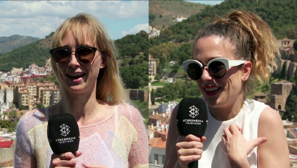 Andrea Jaurrieta e Ingrid García-Jonsson
