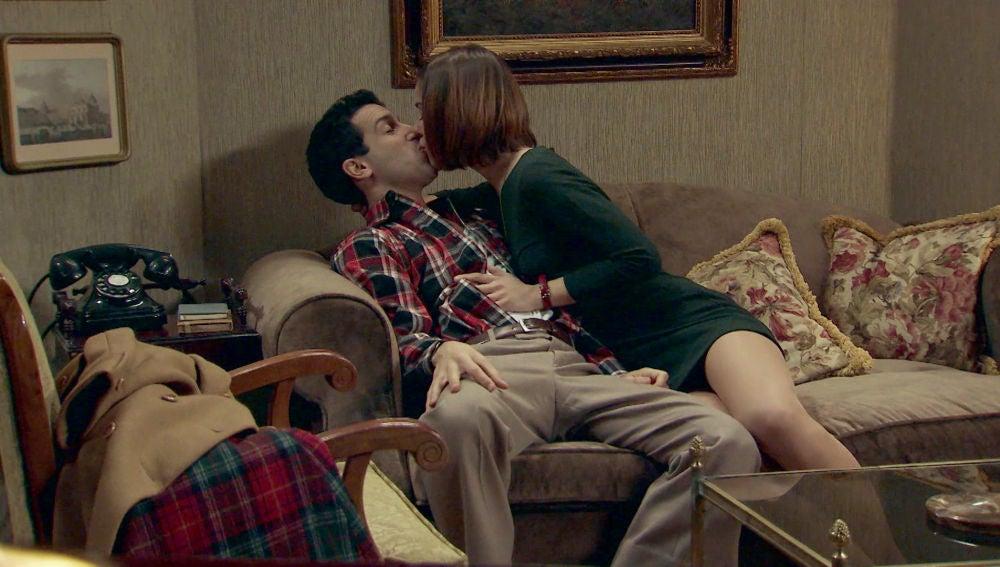 El desastroso primer encuentro sexual de Ignacio y Laura