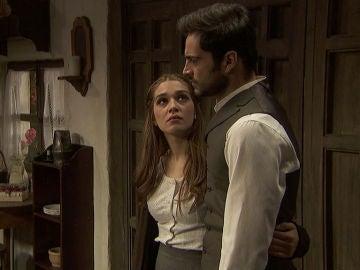 ¿Se marcharán Julieta y Saúl de 'Puente Viejo' para siempre?