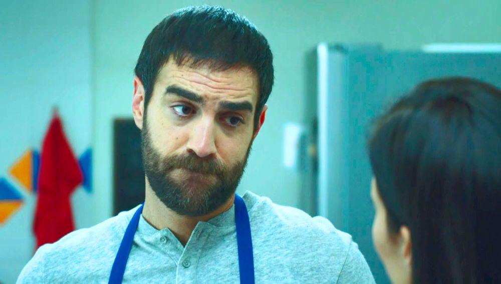 Iñaki se disculpa con Gotzone y le pide una nueva oportunidad