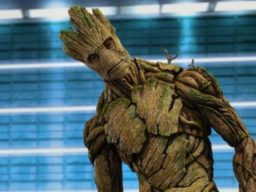 Groot en 'Guardianes de la Galaxia'