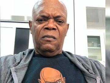 Las camisetas de Samuel L. Jackson