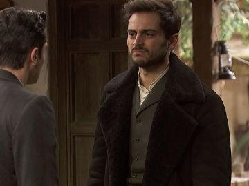 """Prudencio, lleno de ira, golpea a Saúl: """"Vais a pagar por todo lo que me habéis hecho"""""""
