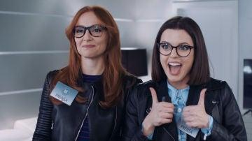 Berta y Elena, dos periodistas en busca de la mejor exclusiva
