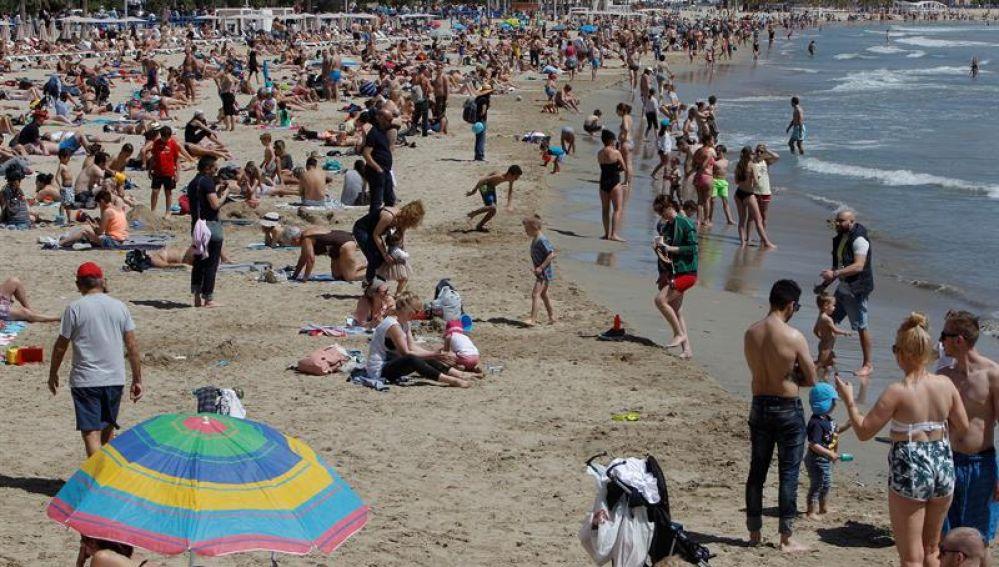 Suben los termómetros en toda España