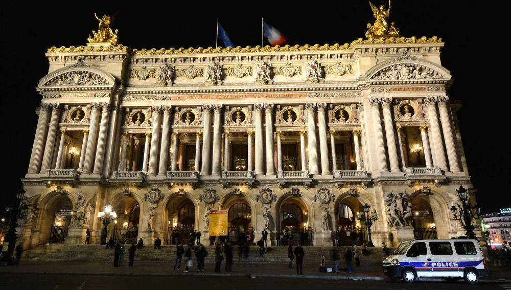 La ópera de París