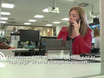 Venta de Trabajos de Fin de Máster a 400 euros en Internet