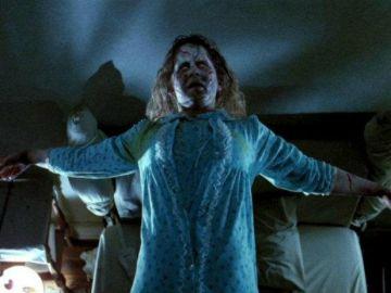 Fotograma de 'El exorcista'