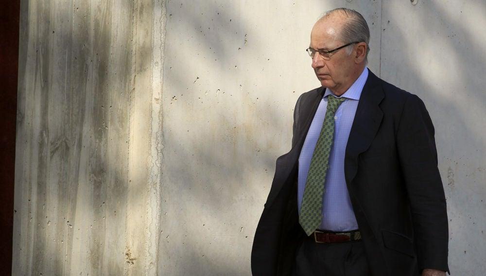 El exvicepresidente del Gobierno Rodrigo Rato (Archivo)
