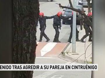 Detenido tras agredir a su pareja en Cintruénigo