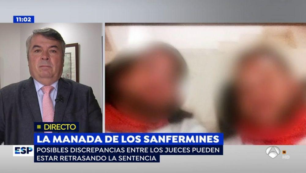 """El abogado de 'La Manada': """"Estamos convencidos de que la sentencia va a ser absolutoria en unanimidad"""""""