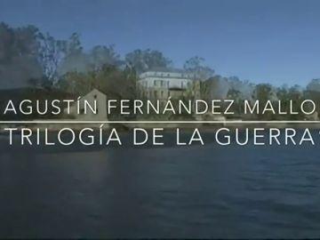 """Agustín Fernández Mallo publica """"Trilogía de la guerra"""""""