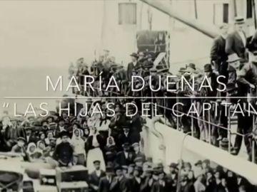 """María Dueñas publica """"Las Hijas del Capitán"""""""