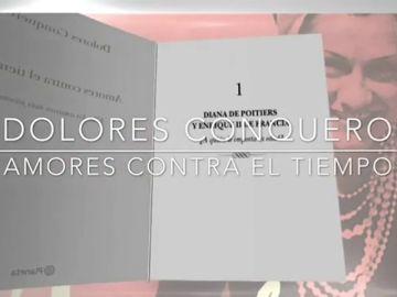 """Dolores Conquero publica """"Amores contra el tiempo"""""""